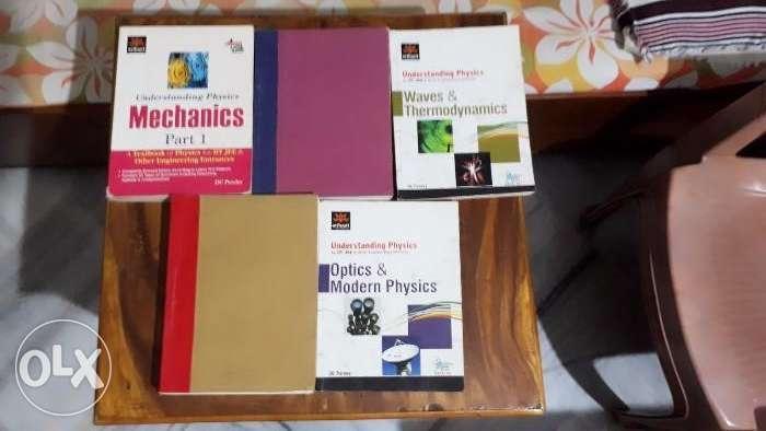 Arihant Understanding Physics for JEE Mains , Advance