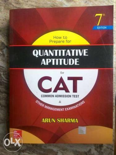 Arun sharma-quantitative aptitude 7 edition(new)