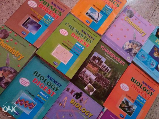 Assorted Academic Books
