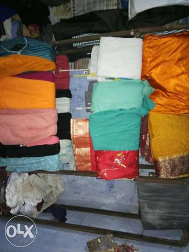 Assorted Color Textiles