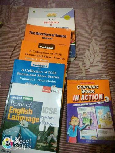 Assorted Learning Books