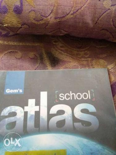 Atlas book