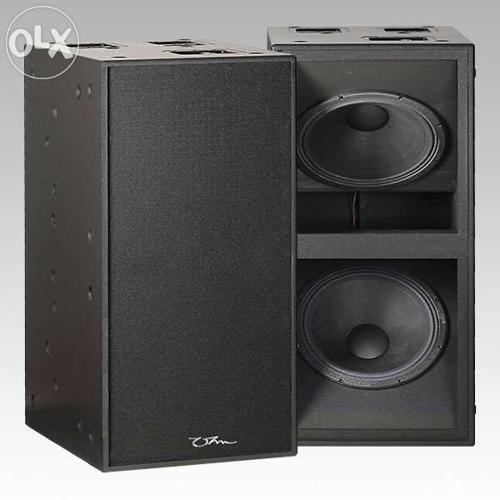 AUDIO KRAFT new speaker