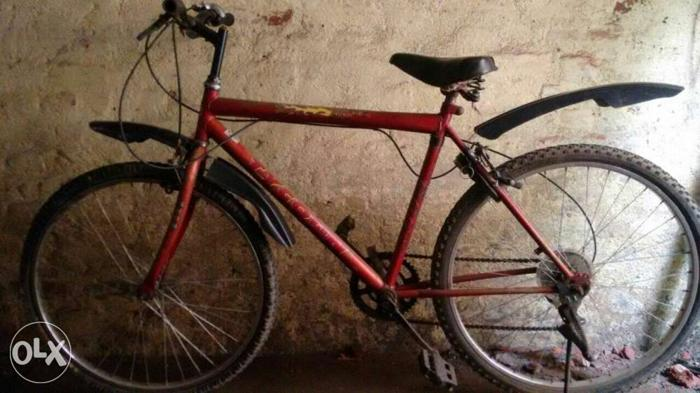 Avon 1 year old cycle with 6 step gear and sporty