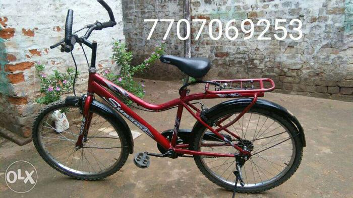 Avon bicycle 1.5 year old in new condition price