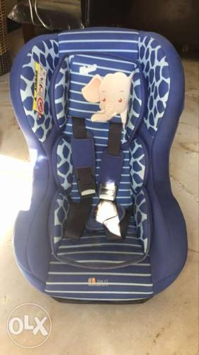 Baby car seat.. good for kids uptill 5 years.