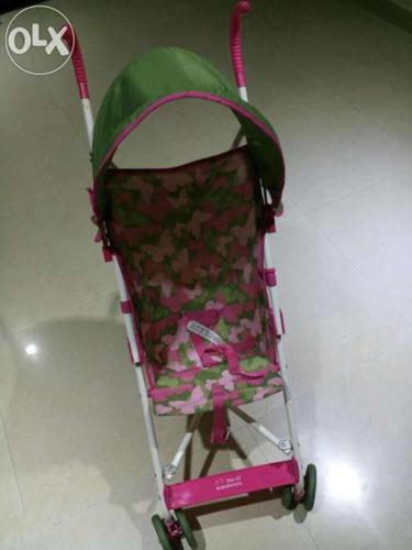 Baby trolley available
