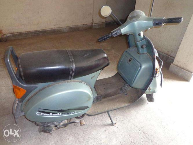 BAJAJ CHETAK 4-Stroke Scooter for Sale in Dhanbad, Jharkhand