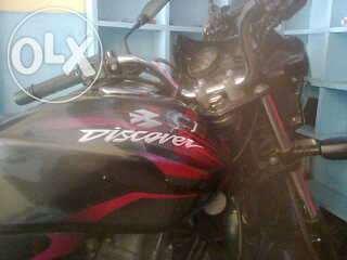 Bajaj discover 125cc 2013