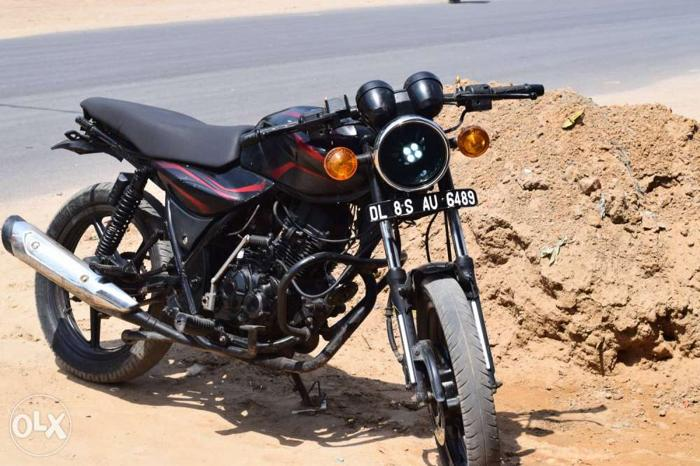 Bajaj Discover 150
