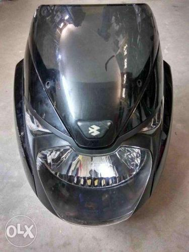 Bajaj Pulsar 150/180 Headlight Assembly and Spare Parts