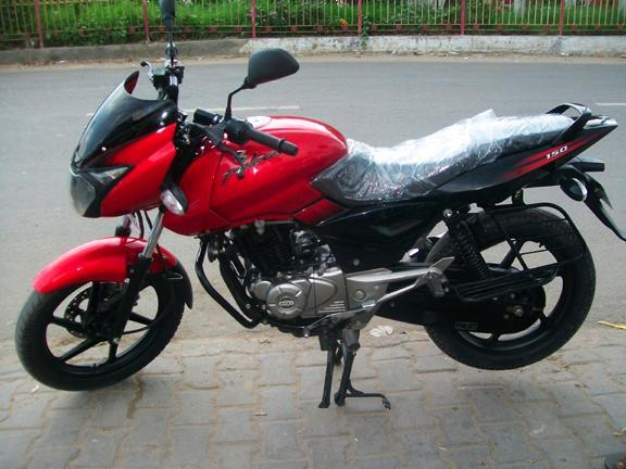 bajaj pulsar 150 dtsi new model 2012 condition fresher for Sale in ...