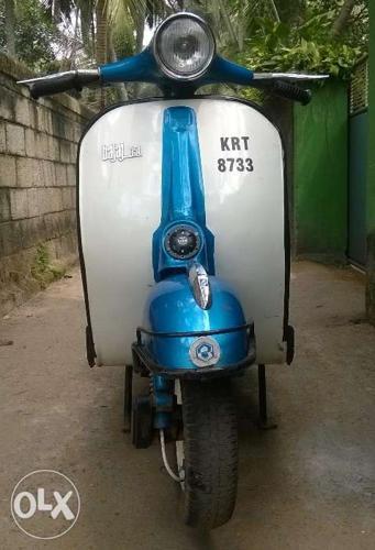 Bajaj super 150 scooter (1977 model) for Sale in