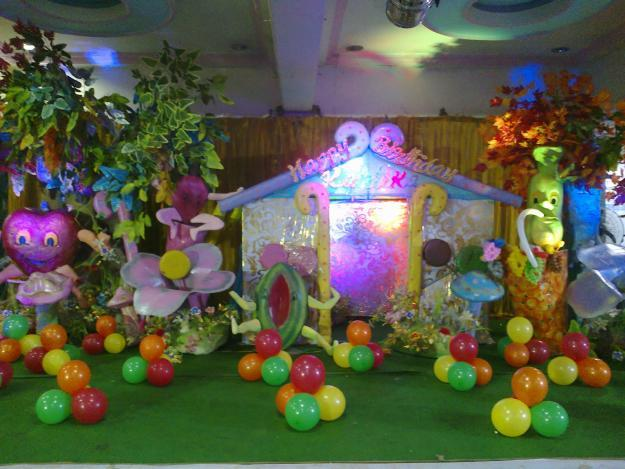 Balloon decoration in hyderabad party decorators in for Balloon decoration in hyderabad