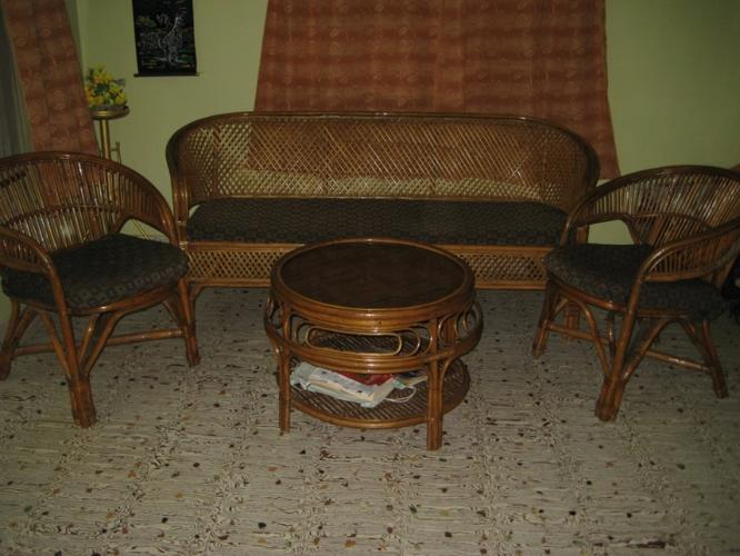 Bamboo Sofa Set For Sale In Vellore Tamil Nadu Classified