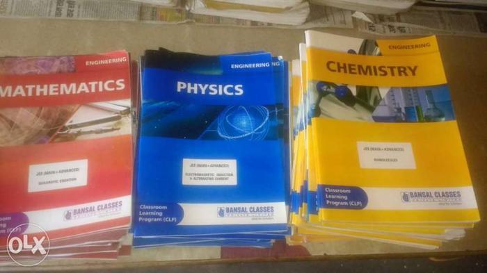 Bansal Classes class11&12 package