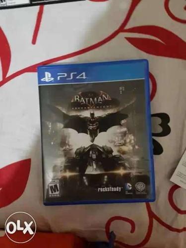 Batman Arkham Knight PS4 Game