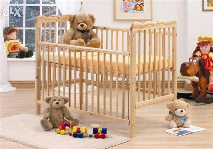 Beautiful Baby Dropside Crib Cot From Mom N Me