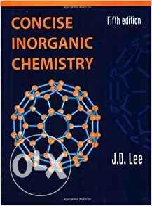 Best Book for Learning Inorganic Chemistry for