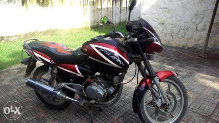 Bike, Bajaj Pulsar 150, Alloy wheel, Self Start , 2005 make
