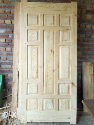 Bilkul New doors 2side front Akash timber store