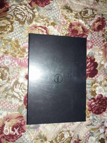 Black Dell Laptop