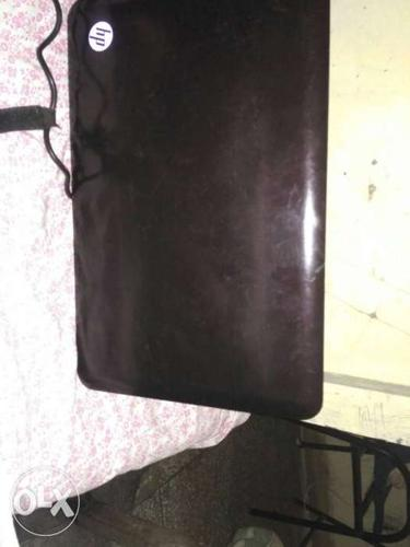 Black HP Laptop