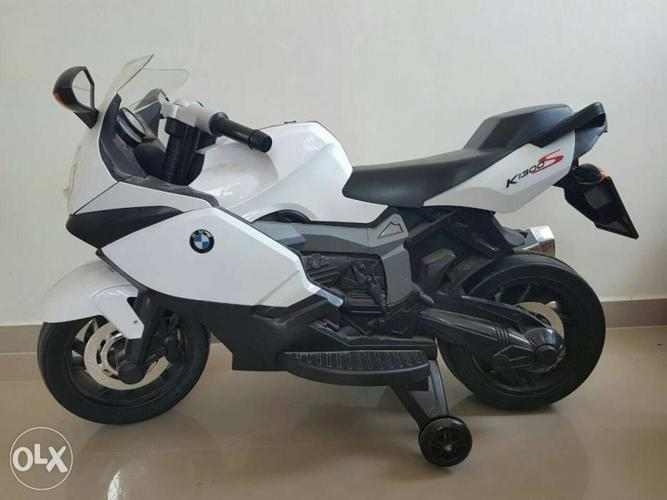 BMW brand battery operating motor cycle import