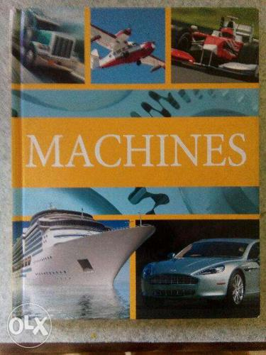 Book based on machine.awesome book