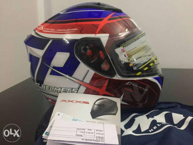 Brand - MT helmets (made in Spain) SIZE M Model - for Sale