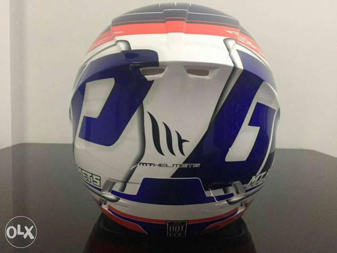 Brand - MT helmets (made in Spain) SIZE M Model - for Sale in