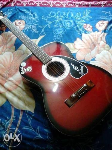 Brand new gulson guitar fixed price