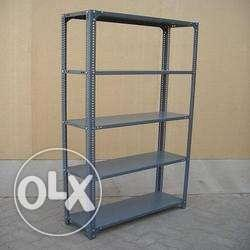 Brand new slotted iron rack for Delhi & NCR