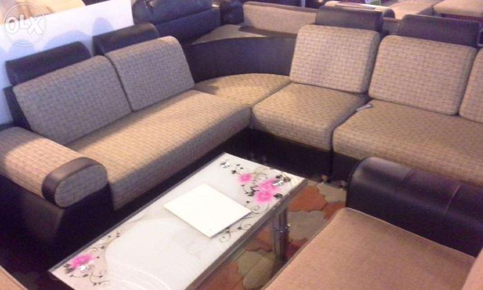 Admirable Brand New Stylish Elegent Jute Corner Sofa Set For Sale In Machost Co Dining Chair Design Ideas Machostcouk