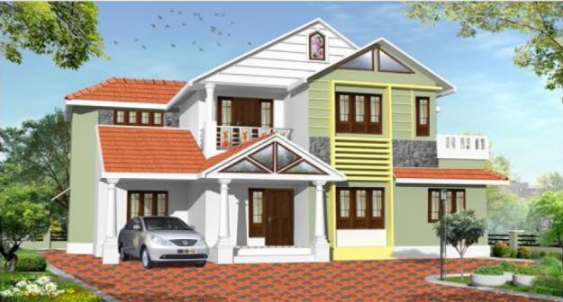 Brand New Villa Project @ Kodiyeri, Thalassery