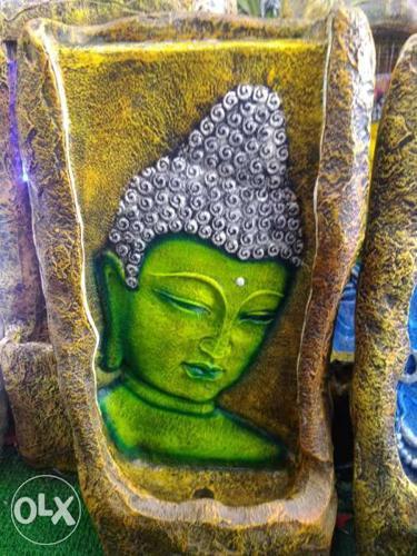 Buddha Waterfall Decor