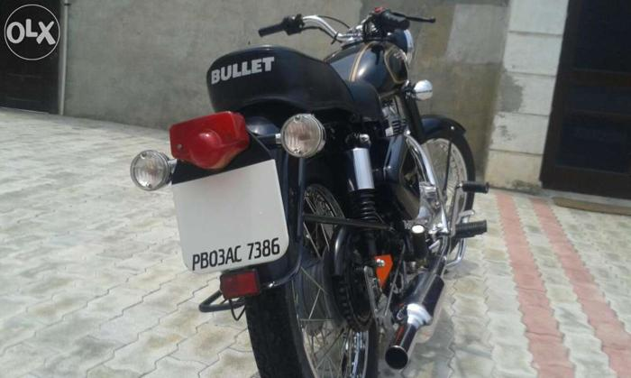 Bullet 350 steded for Sale in Muktsar, Punjab Classified
