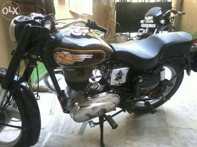 Bullet standard ch no  for Sale in Ludhiana, Punjab