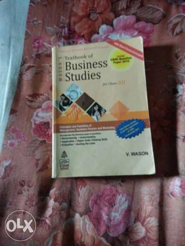 Business studies excellent book with more case studies