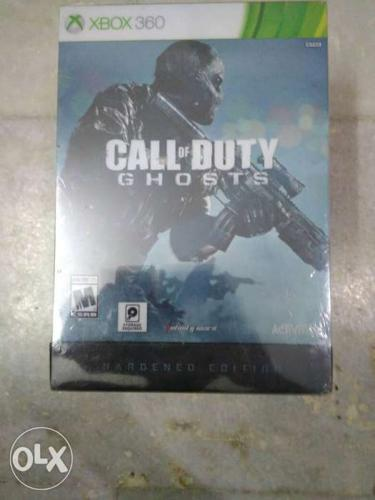 Call Of Duty Ghosts XBOX360 Hardened Edition Case