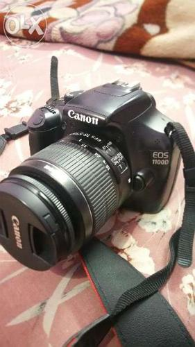 Canon1100D dslr in Mint condition is on selling bcoz