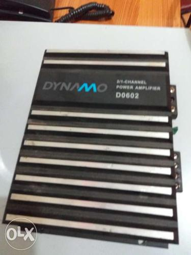 Car amplifier 2/1 channel for Sale in Bangalore South, Karnataka