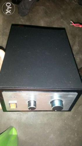 Car sub amp available for Sale in Kollam, Kerala Classified