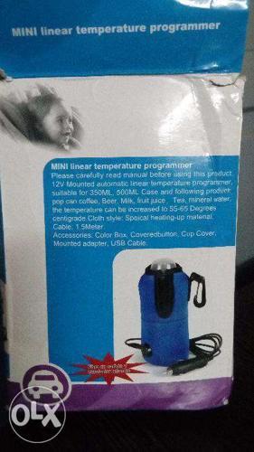 Car Travel Milk Bottle warmer