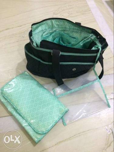•Carter's Diaper Bag in perfect condition