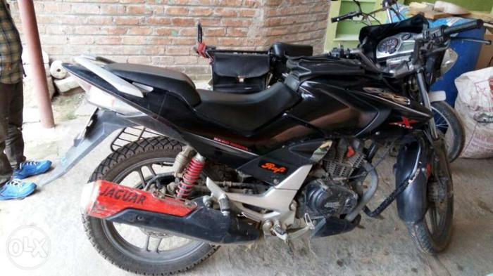 CBZ xtreme bike price negotiable for Sale in Madanapalle