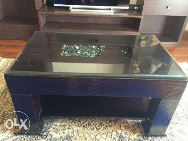 Center Table With Glass Top For Sale In Bangalore South Karnataka