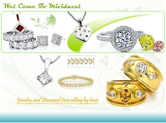 Certified Loose Diamond Jewelry, Bridal Jewelry,