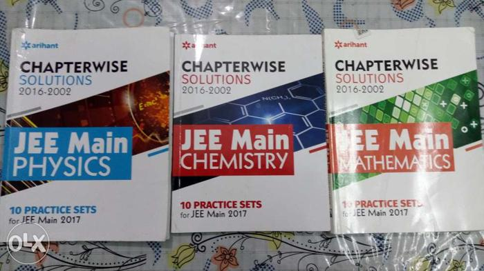 Chapter wise solutions of JEE mains asked