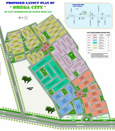 cheap and best investment neemrana and behror township on